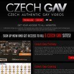 Account On Czech GAV