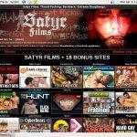 Films Satyr Discount Link