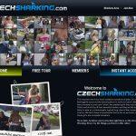 Get Czech Sharking Free Login