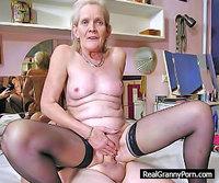 Realgrannyporn.com granny