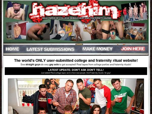 Hazehim Exit Discount