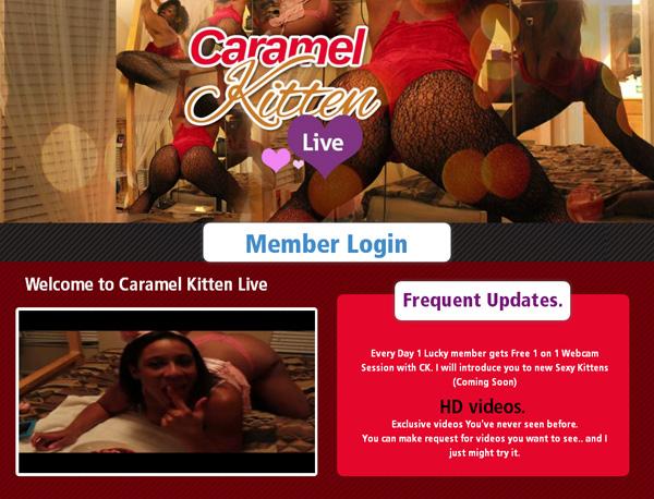 Caramelkittenlive.com Join