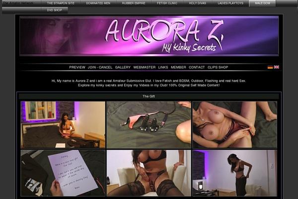 Aurora Z. With Trial