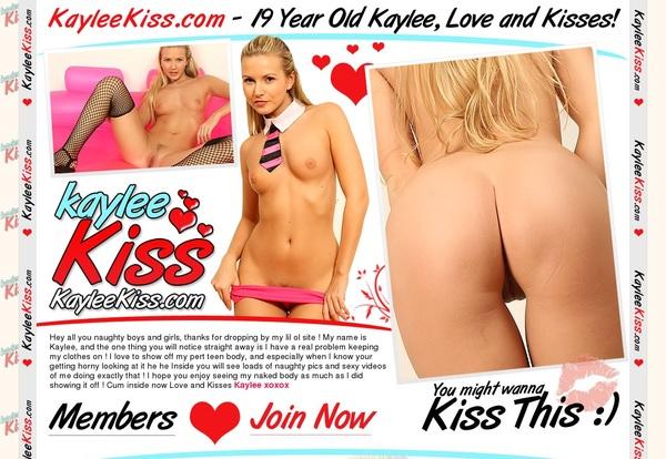 Kayleekiss.com With EUDebit