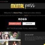 Mentalpass Password Site